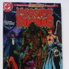 Comics: RETAPADO DE LA COSA DEL PANTANO Nº 9 DE ZINCO. Lote 53791910