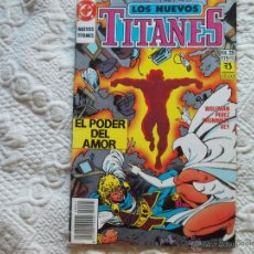Cómics: NUEVOS TITANES VOL-2 Nº 25. ZINCO. Lote 53893371