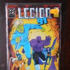 Cómics: LEGION 91 Nº 1 - DC - ZINCO (N1). Lote 53973785