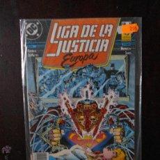 Comics: LIGA DE LA JUSTICIA EUROPA Nº 9 - DC - ZINCO (N1). Lote 53973815