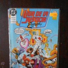 Comics: LIGA DE LA JUSTICIA EUROPA Nº 19 - DC - ZINCO (L1). Lote 53973822