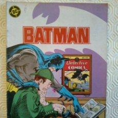 Cómics: BATMAN VOLUMEN 2 ZINCO NUMERO 10 DE MIKE W. BARR, ALAN DAVIS. Lote 53974226