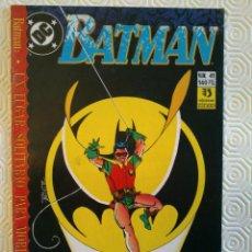 Cómics: BATMAN VOLUMEN 2 ZINCO NUMERO 41 DE MARV WOLFMAN, GEORGE PEREZ, JIM APARO. Lote 53974501