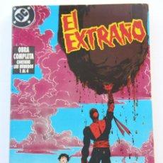Cómics: EL EXTRAÑO TOMO Nº 1 OBRA COMPLETA DEL Nº 1 AL 4 DC COMICS. Lote 54068252