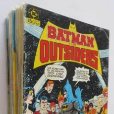Cómics: BATMAN Y LOS OUTSIDERS COMPLETA ZINCO. Lote 54154213