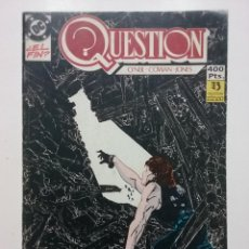 Cómics: QUESTION - RETAPADO 31 AL 36 - O'NEIL, COWAN Y JONES - EDICIONES ZINCO - DC. Lote 54233977