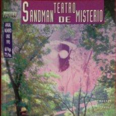 Cómics: SANDMAN: TEATRO DE MISTERIO (ANUAL NÚMERO UNO, 1995). Lote 54272734