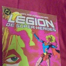 Comics : LEGION DE SUPER-HEROES. Nº 11. EDICIONES ZINCO.. Lote 54287052