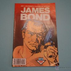Cómics: CÓMIC DE JAMES BOND Nº 4 AÑO 1988 DE PLANETA AGOSTINI LOTE 6. Lote 54335236
