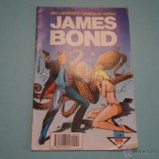 Cómics: CÓMIC DE JAMES BOND Nº 3 AÑO 1988 DE PLANETA AGOSTINI LOTE 6. Lote 54335242