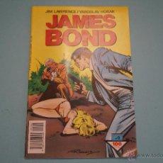 Cómics: CÓMIC DE JAMES BOND Nº 2 AÑO 1988 DE PLANETA AGOSTINI LOTE 6. Lote 54335245