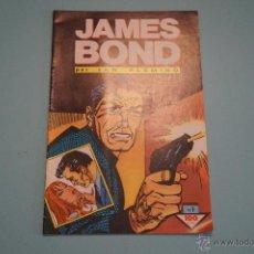 Cómics: CÓMIC DE JAMES BOND Nº 1 AÑO 1988 DE PLANETA AGOSTINI LOTE 6. Lote 54335248
