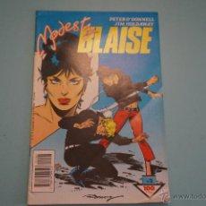 Cómics: CÓMIC DE MODESTY BLAISE Nº 2 AÑO 1988 DE PLANETA AGOSTINI LOTE 6. Lote 54335276
