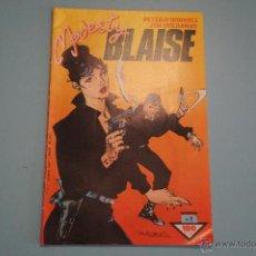 Cómics: CÓMIC DE MODESTY BLAISE Nº 1 AÑO 1988 DE PLANETA AGOSTINI LOTE 6. Lote 54335283