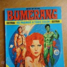 Cómics: COMIC - SUPER BUMERANG 14.- EXTRA - BRECCOA INA HISTORIETA DE LARGO METRAJE LAS AVENTURAS DE THORGAL. Lote 54336090