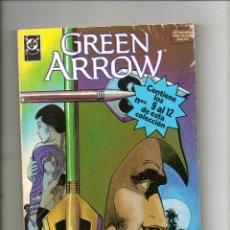 Cómics: GREEN ARROW FLECHA VERDE RETAPADO 3 NUM 9 10 11 12 - ZINCO - MIKE GRELL. Lote 54394293