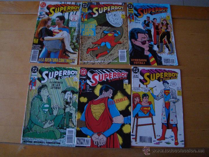 SUPERBOY - EL COMIC BOOK -- ZINCO (Tebeos y Comics - Zinco - Superman)