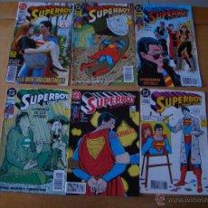 Cómics: SUPERBOY - EL COMIC BOOK -- ZINCO. Lote 54418734