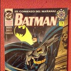 Cómics: OFERTA BATMAN: EL COMIENZO DEL MAÑANA - TOMO - ZINCO. Lote 54439180