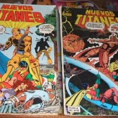 Cómics: COMIC NUEVOS TITANES NUMEROS 2 Y 6 ----- (REF M2 E3). Lote 54495737