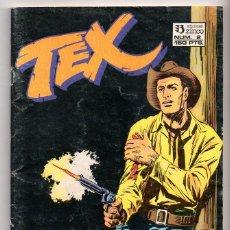 Cómics: Nº 2 TEX , EDICINES ZINCO 1988. Lote 54549299