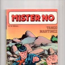 Cómics: Nº 12 MISTER NO . EDICIONES ZINCO 1982-1984. Lote 54549334