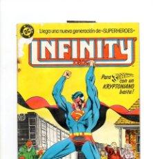 Cómics: INFINITY INC Nº 5 ** EDICIONES DC * ZINCO. Lote 54623432