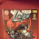 Cómics: LOBO: AÑO UNO - ONE-SHOT - ZINCO. Lote 54639063