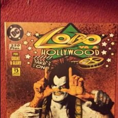 Cómics: LOBO: VA A HOLLYWOOD - ONE-SHOT - ZINCO. Lote 188685728
