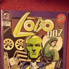 Cómics: LOBO: 007 - ONE-SHOT - ZINCO. Lote 54639189