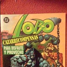 Cómics: OFERTA LOBO: CAZARECOMPENSAS - PRESTIGE - ZINCO. Lote 54639255