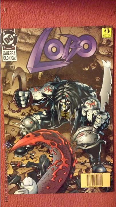 LOBO: GUERRA CLONICA - TOMO - ZINCO (Tebeos y Comics - Zinco - Lobo)