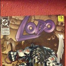 Cómics: LOBO: GUERRA CLONICA - TOMO - ZINCO. Lote 54639449