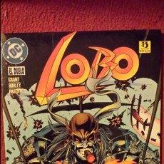 Cómics: OFERTA LOBO: EL DUELO - TOMO - ZINCO. Lote 54639512