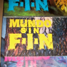 Cómics: MUNDO SIN FIN EDIT ZINCO DISPONIBLES N. 2 3 Y 6. Lote 54640042