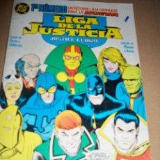 Cómics: LIGA DE LA JUSTICIA N 1 ZINCO DC. Lote 54640357