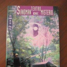 Cómics: SANDMAN TREATRO DE MISTERIO ANUAL UNO EDICIONES ZINCO. Lote 54719007