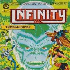 Comics: INFINITY INC. Nº 2 DC - EDICIONES ZINCO. Lote 54742753