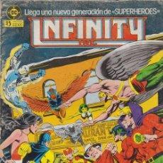 Comics: INFINITY INC. Nº 4 DC - EDICIONES ZINCO. Lote 54742791