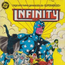 Cómics: INFINITY INC. Nº 8 DC - EDICIONES ZINCO. Lote 54742840