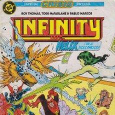 Comics: INFINITY INC. Nº 13 DC - EDICIONES ZINCO. Lote 54742876