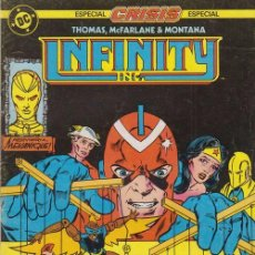 Cómics: INFINITY INC. Nº 14 DC - EDICIONES ZINCO. Lote 54742895