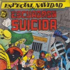 Cómics: ESCUADRON SUICIDA ESPECIAL NAVIDAD Nº 1 DC - EDICIONES ZINCO. Lote 54779581