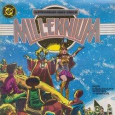 Cómics: MILLENIUM Nº 5 DC - EDICIONES ZINCO. Lote 54783236