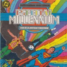 Cómics: ESPECIAL MILLENIUM Nº 6 DC - EDICIONES ZINCO. Lote 54783284