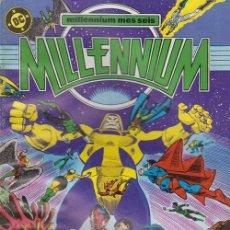 Cómics: MILLENIUM Nº 6 DC - EDICIONES ZINCO. Lote 54783309