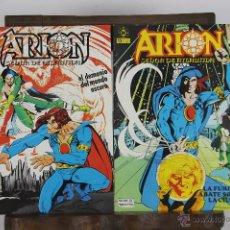 Cómics: 5707- COMIC ARION.EDICIONES ZINCO.1983 CARI BURKETT.20 EJEMPLARES.. Lote 48413329