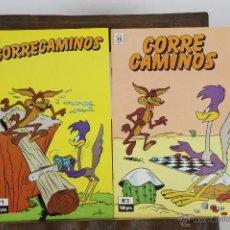 Cómics: 5712- COMIC CORRECAMINOS.EDICIONES ZINCO.1985.13 EJEMPLARES.. Lote 48414111