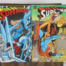 Cómics: 5720- COMIC SUPERMAN. EDICIONES ZINCO. 1985. 33 EJEMPLARES.. Lote 48417581