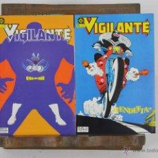 Cómics: 5737- VIGILANTE. PAUL KUPPERBERG. EDICIONES ZINCO. 1986. 10 NUMEROS.. Lote 48429830